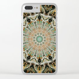 Roulette Clear iPhone Case