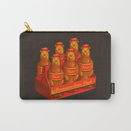 Pack of Bears Carry-All Pouch