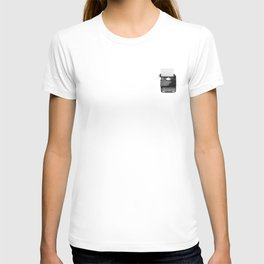 typewriter T-shirt