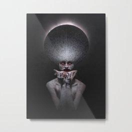Tiamat v.2 Metal Print