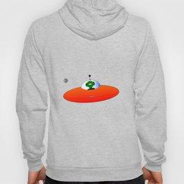 Flying Saucer Hoody