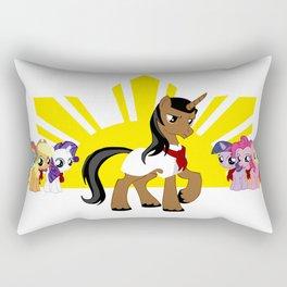 Andres Ponyfacio Rectangular Pillow