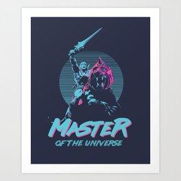 Master of the Universe Art Print
