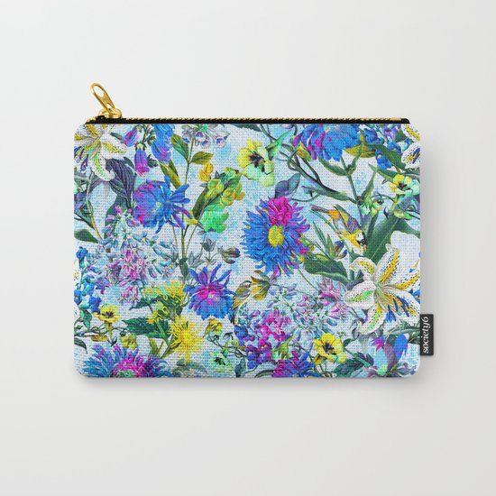 RPE FLORAL IX Carry-All Pouch