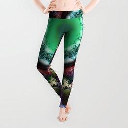 GREEN POOL Leggings