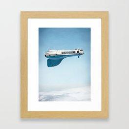 Zarya Framed Art Print