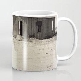 Abandoned Dust Bowl Home  Coffee Mug