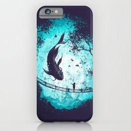 My Secret Friend iPhone Case