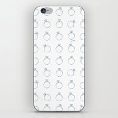Solitaire iPhone & iPod Skin