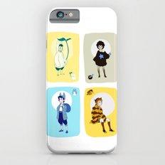 Ghibli Gijinkas Slim Case iPhone 6s
