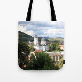 Sighisoara II Tote Bag