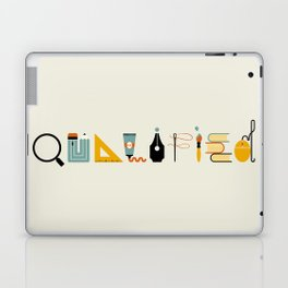 Qualified Laptop & iPad Skin