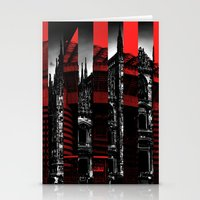 milan Stationery Cards featuring Milan by James Campbell Taylor