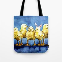 easter Tote Bags featuring Easter by tsquared91