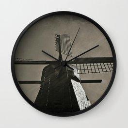 Unique Shade of Dreams Wall Clock