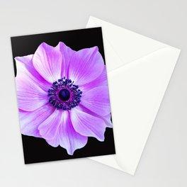 Purple Poppy Stationery Cards
