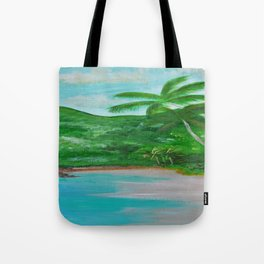 Magens' Bay, USVI by Hangin Fin TM Tote Bag