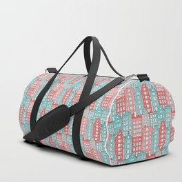 City patter Duffle Bag