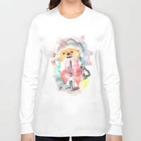 clown Long Sleeve T-shirts featuring Clown by osile ignacio