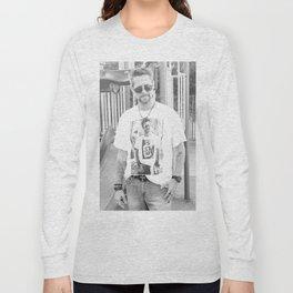 Drew props meta Ryan shirt Long Sleeve T-shirt