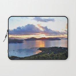 Coral Bay, St John Laptop Sleeve
