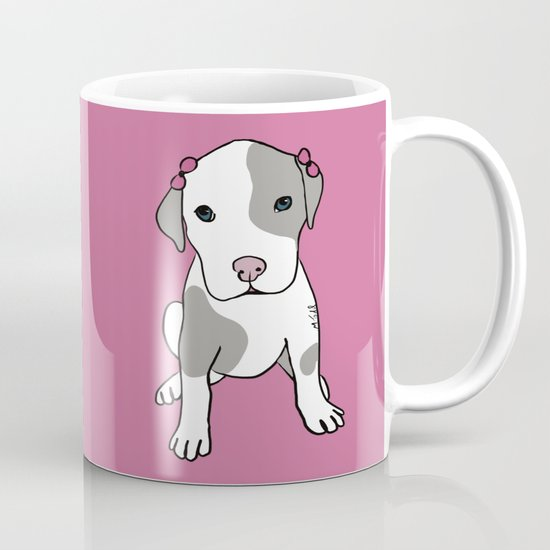 Millie The Pitbull Puppy by melindatodd
