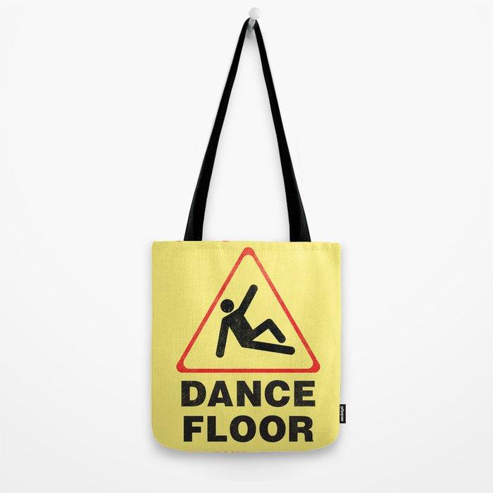 Cuation: breakdancing Tote Bag