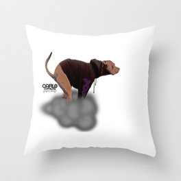 YOGUS Throw Pillow