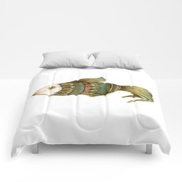 Dressed fish Comforters