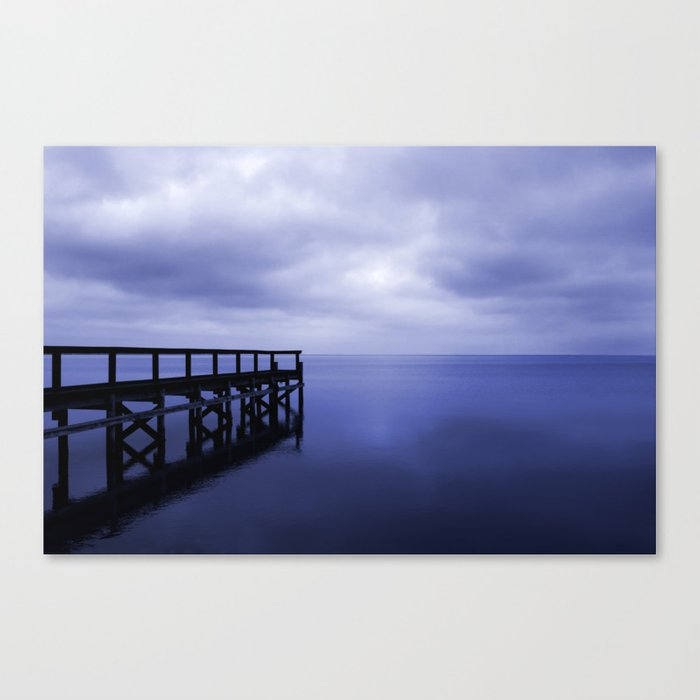 Serenity on the Lake Canvas Print