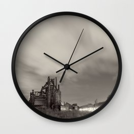 Bethlehem Steel Wall Clock