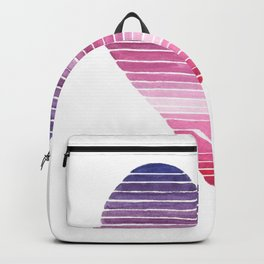 Colors Of The Heart Backpack