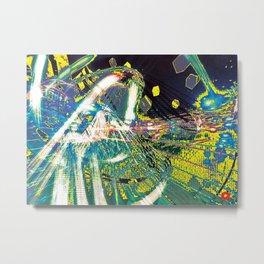 In Psyde 02 Metal Print