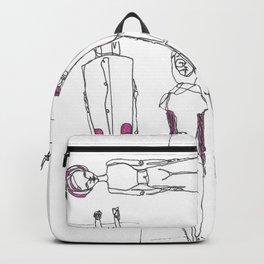 Topsy Turvey Backpack