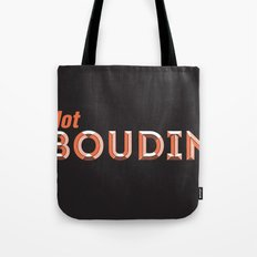 Hot Boudin Tote Bag