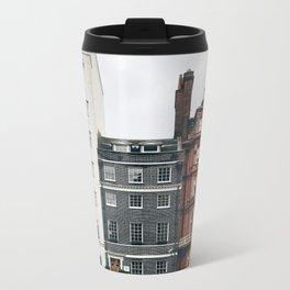 London Town Metal Travel Mug