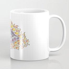 """Horse On Fire"" Coffee Mug"