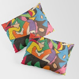 The Hilarious Narrative Pillow Sham