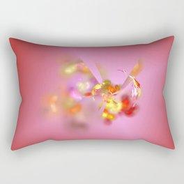 i love colour Rectangular Pillow