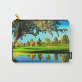Golf, fish or walk Carry-All Pouch