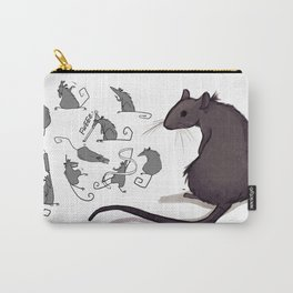 Feeling Ratty Carry-All Pouch