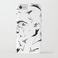 dc iPhone & iPod Cases featuring DC by CHAN CHAK MAN, CK