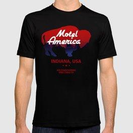 Motel America - American Gods T-shirt