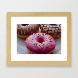 Dona Time! Framed Art Print