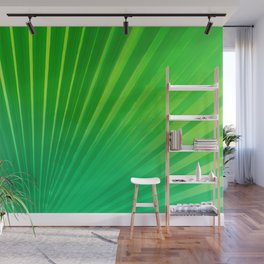 Palm Tree Leaf Wall Mural