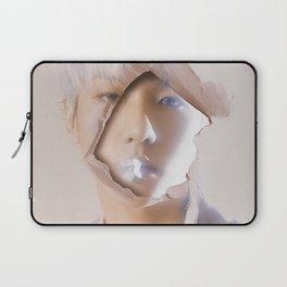 Hole In Your Face   Baekhyun Laptop Sleeve