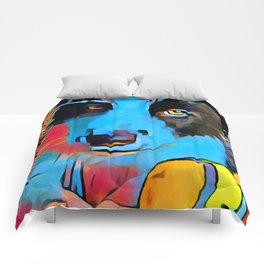 Border Collie Comforters