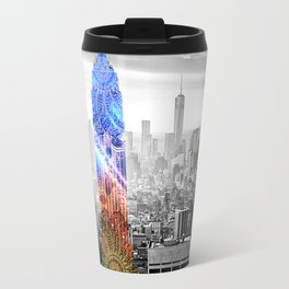 Funky Landmark - NY Travel Mug