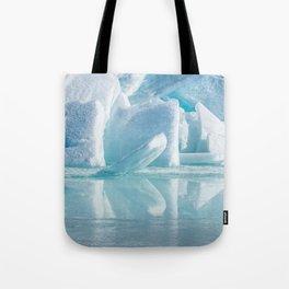 Snowy Kingdom Tote Bag
