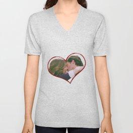 Meredith and Derek Unisex V-Neck